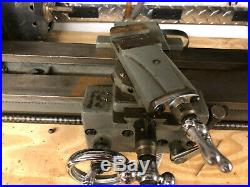 MACHINIST TOOLS LATHE Craftsman Model 10121200 6 Jewelers Lathe FrBk