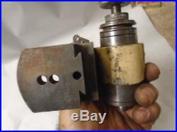 MACHINIST TOOLS LATHE MILL PTA Petra Watchmakers Lathe Collet Milling Attachment