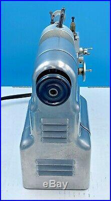 MANSON DUO LATHE 8mm Watchmakers Headstok Tailstock Cross Slide & Jaw Chuck