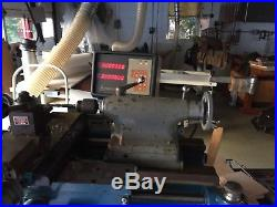 MONARCH 10-EE Inch/Metric 12-1/2' X 20 precision tool room lathe