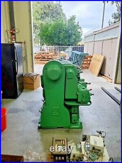 MONARCH MACHINE TOOL ENGINE LATHE 16 x 54 MODEL CY
