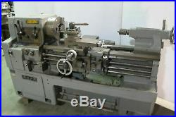MORI SEIKI MS-850G Geared Head Gap Bed Engine Lathe 17 / 25 x 32 With Tooling