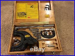 Machinist Lathe Tool The Holdridge Radii-Cutter, Model 4-S Radius Ball Cutter