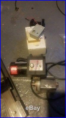 MaxNC 10 Mini CNC Lots of extras mill & lathe power supply, milling tools