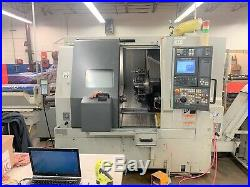 Mori Seiki SL154SY Live Tool Y Axis CNC Lathe with SubSpindle AssetExchangeInc
