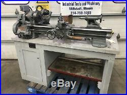 Nice South Bend 9x 30 Metal Lathe Gunsmith 3 & 4 Jaw 110v Steady Rest Tooling
