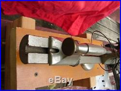 Old Antique Watch Makers Lathe 12 Long