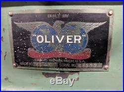 Oliver Wood Lathe Kimble Model 51