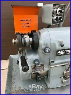 Original Hardinge Hlv-h Super Precision Tool Room Lathe Hlvh Hlv Feeler