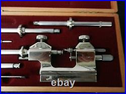 Original Steiner Jacot Tool by Rudolf Flume Watchmakers Lathe, good Condition