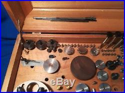 Parts for watchmakers lathe BOLEY F1