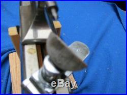 Peerless Watchmaker's Jeweler's Lathe with Tailstock & Tool Rest