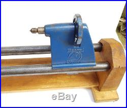 Profesional Record Power DML 24X Wood Turning Lathe 240V 250W Woodworking Tool