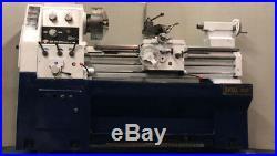 ROYAL Gear Head Lathe 18 x 40 TooL Room Lathe -inch metric gap 26