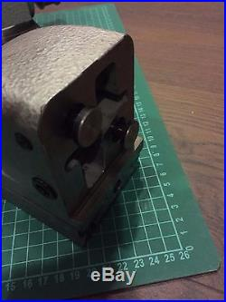 SCHAUBLIN milling attachment toolmaker watchmaker lathe