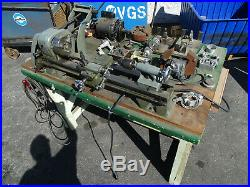 Sears Craftsman 10L21400 Lathe with Tooling & Accessories