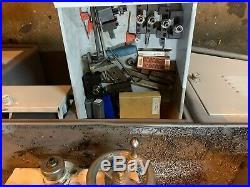 Sheldon lathe 110volt Tooled Ready To Go Precision Tool room Metal Lathe