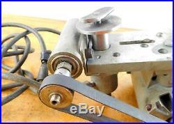 Small Custom Made Lathe Tool Post Grinder Atlas 618 Craftsman Logan South Bend