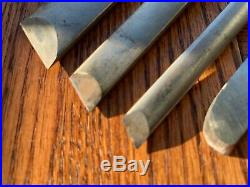 Sorby Turning Tools, Set of 8, Lathe Tools
