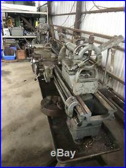 South Bend 16 x 102 Tool Room Lathe CLK198H Metalworking Precision Lathe 1 PH