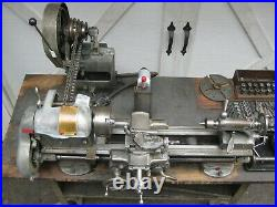 South Bend 9 Tool Room Metal Lathe Fully Tooled Ready to work Lots of Tooling