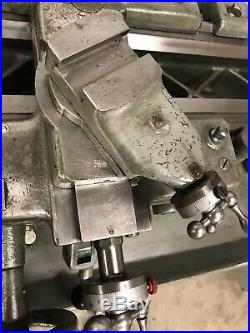 South Bend Heavy 10 Metal Lathe Taper Tooling Loaded