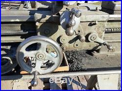South bend cl187z metal lathe Heavy 10 with collet chuck & some tooling 3.5 ft bed