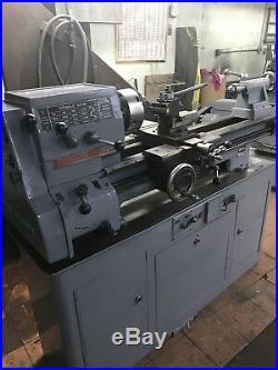 Standard-Modern Tool Co. Model 1334 Metal Lathe 230V 3-Phase Company