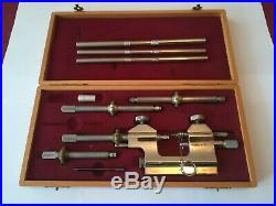 Steiner Watchmakers Jacot Tool Pivot Lathe