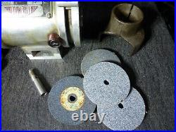 Themac J-3 Tool Post Grinder South Bend Lathe Atlas Lathe Logan Machinist Tools