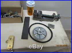 UNIMAT DB 200 mini lathe with tooling (CCF)