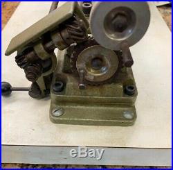 UNIMAT-SL DB 200 Lathe, AUTOFEED, Chucks, Milling Parts, Belts, Tooling InvC201