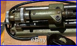 UNIMAT-SL Precision Mini Metal Lathe Austria Model DB200