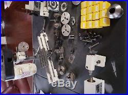 Unimat 3 bundle 2 Unimat 3 lathes, milling head and tooling