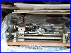 Unimat DB200 lathe & Machine Tool Excellent Condition