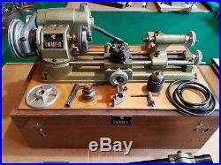 Unimat Model Makers Mini Lathe Model Sl1000. Excellent