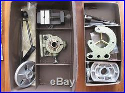 Unimat SL-1000 Mini Lathe Watchmaker, Jeweler, Gunsmith, with LOTS of extras