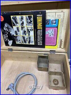 Unimat SL1000 Lathe/Mill in original wood box