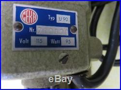 Unimat SL1000 Lathe jewelerer, precision micro lathe with extras