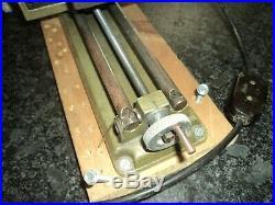 Unimat Sl Mini Lathe MILL Drill Db200 Watchmakers Jewelers Austria