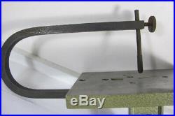 Unimat Sl1000 Mini Jewelers, Hobby Lathe / Mill/ Saw With Original Wood Box