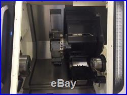Use DMG Mori Seiki NLX 2500SY CNC Live Tool Y Axis Sub Turning Center Lathe 2013