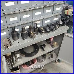 Used Daewoo Puma 200MC Live Tool CNC Turning Center Lathe Fanuc Doosan Tailstock