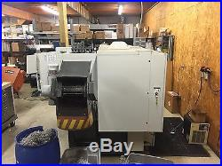 Used Haas ST-10Y CNC Turning Center with Y Axis Live Tool Lathe Parts catch 2013