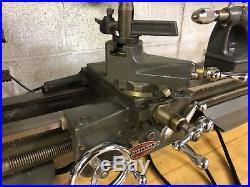 Vintage 12 Craftsman Model 101 Lathe With Tooling, Great Shape