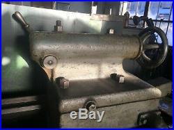 Vintage American Tool Works 36 X 120 Model B90 Metal Lathe