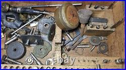 Vintage Antique Watchmakers Lathe Lorch
