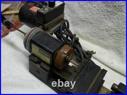 Vintage CRAFTSMAN METAL LATHE Model 2142 Machinists USA Made