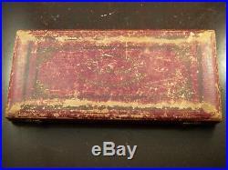 Vintage Complete Jacot Pocket Watch Pivot Repair Tool Tour A Pivoter Old Lathe
