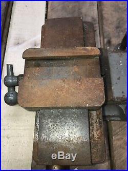 Vintage Delta Rockwell Lathe Compound Cross Slide DDL-231